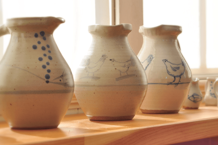 Simply Dunn: line of pots