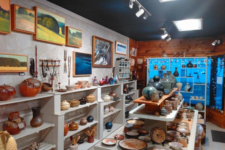 Eau Claire local pottery