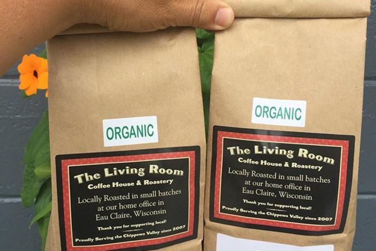 The Living Room Coffee House & Roastery - Organic Fair Trade Coffee (Eau Claire, WI)
