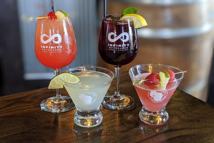 2020 Summer Cocktails