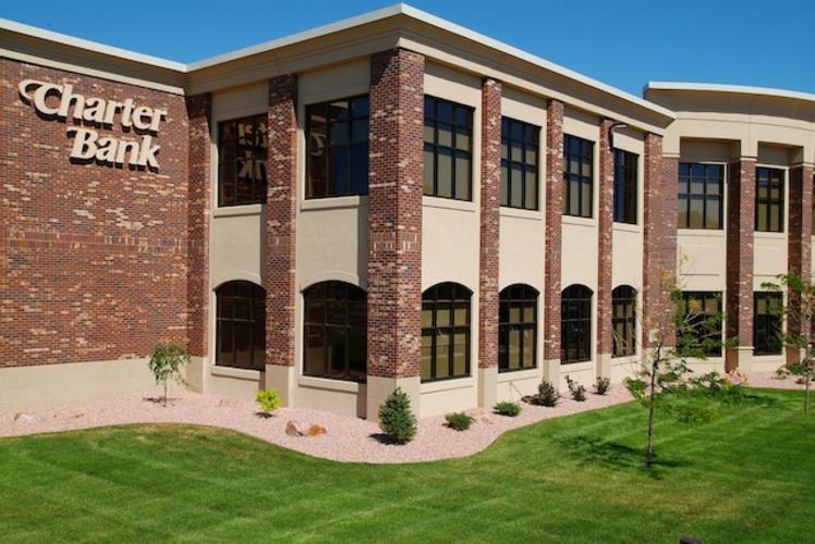 Exterior Charter Bank