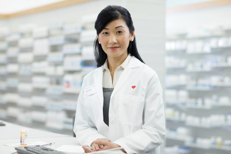 CVS Pharmacist target
