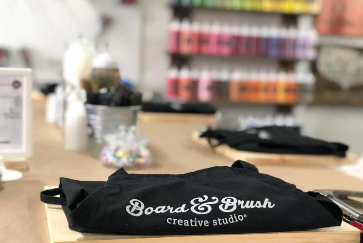 Board & Brush Creative Studio - Eau Claire, WI