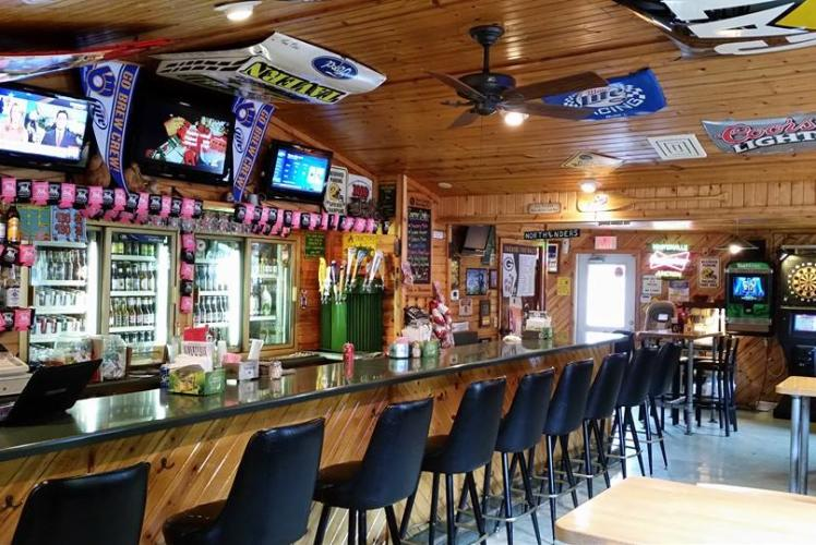 Albertville Tavern interior