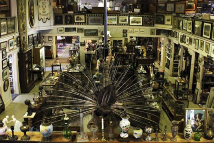 Antique Emporium Antiques Eau Claire, WI
