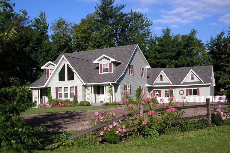 Bridge Creek Cottage Exterior