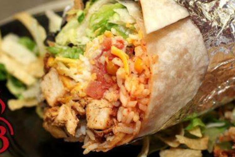 Burrachos Burrito