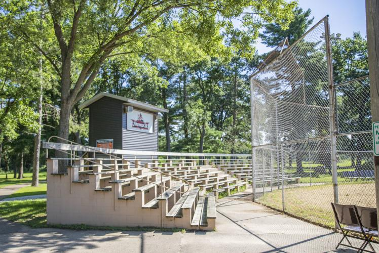 Stoddard Park baseball field