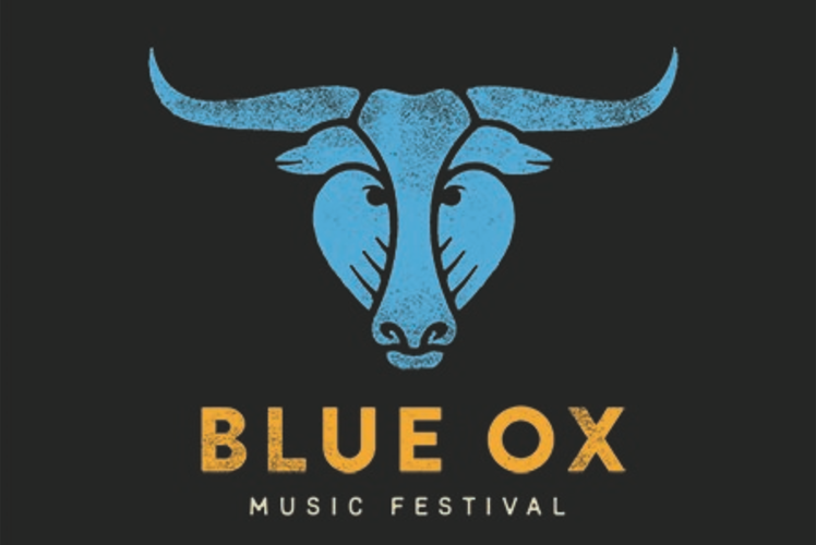 New Blue Ox Music Festival logo - Chippewa Valley