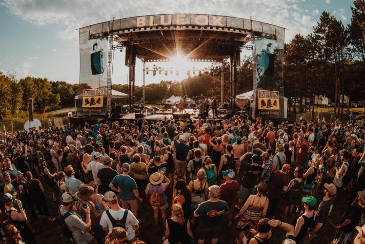 Blue Ox Music Festival 2019 Eau Claire, Wisconsin