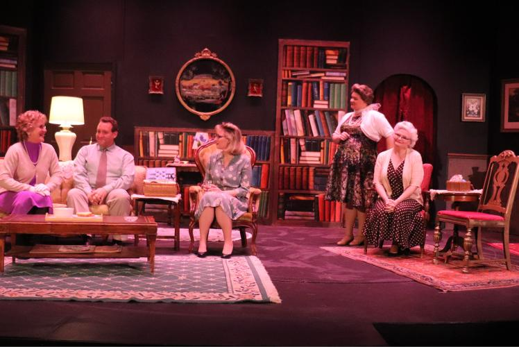 CVTG's A Murder is Announced at The Grand
