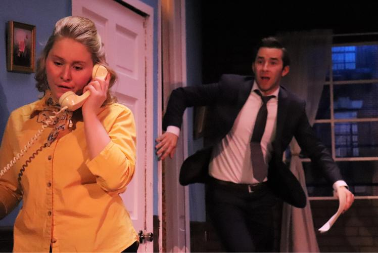 CVTG's Barefoot in the Park at The Grand