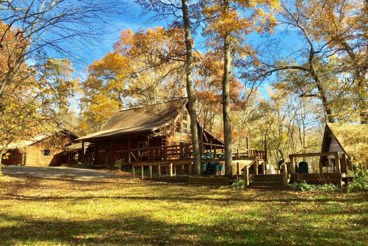 Cabin Ridge Rides Facility