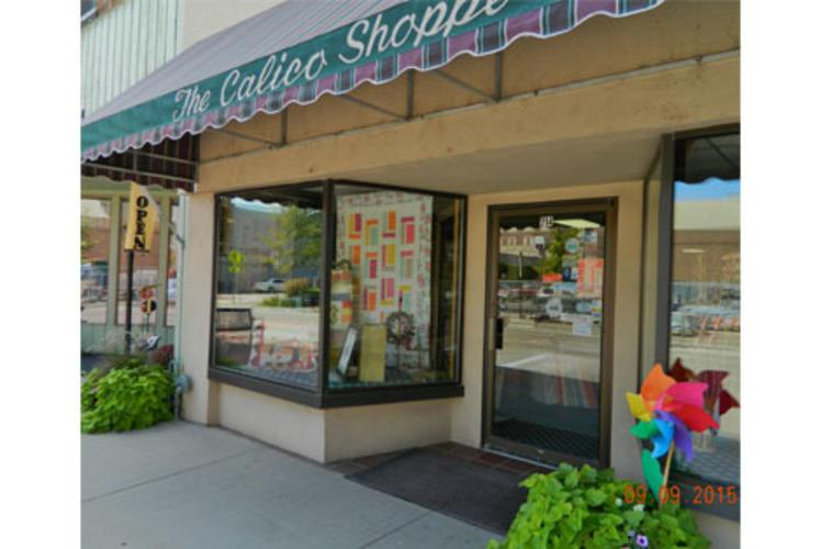 The Calico Shoppe in Eau Claire, Wisconsin