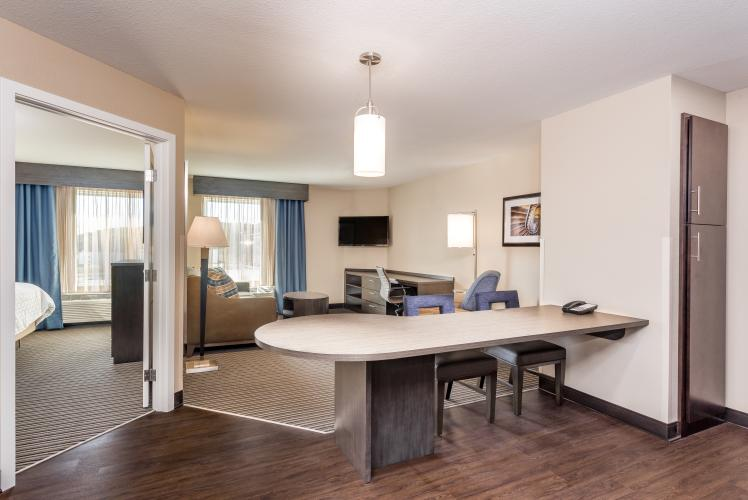 Candlewood Suites One Bedroom King Suite