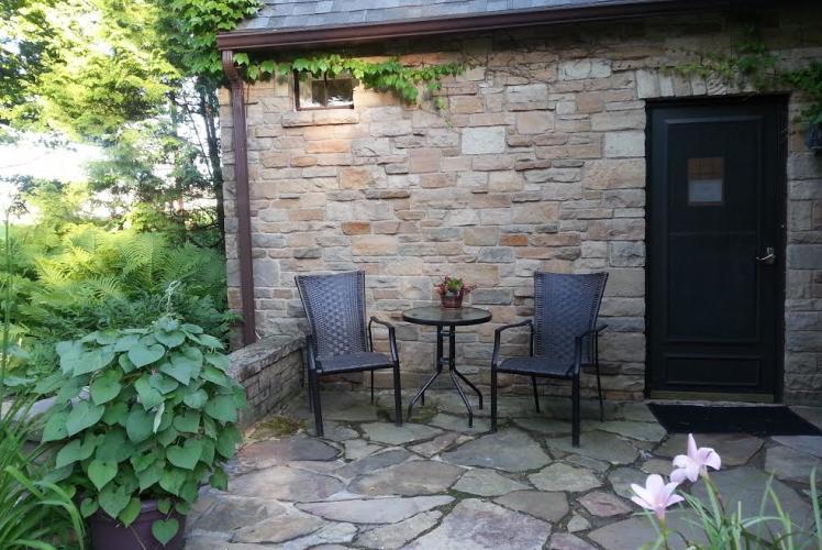 Center Front Porch Exterior