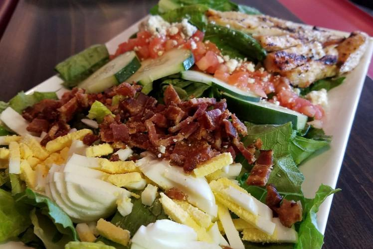 The Princeton Valley Pub & Grill - Chef Salad