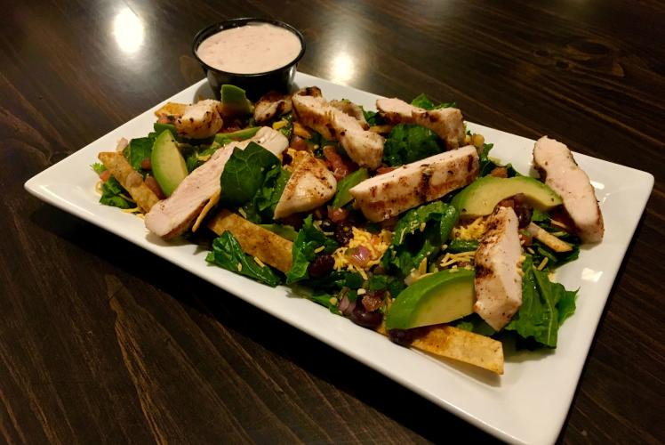 The Princeton Valley Pub & Grill - Chicken Salad