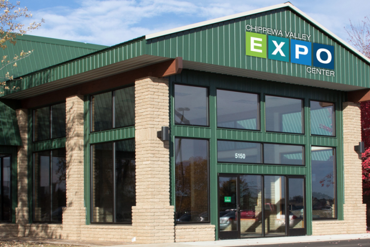 Chippewa Valley Expo Center Entrance