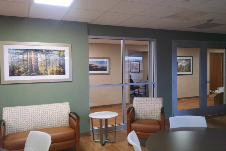 B~Framed Galleries - Corporate Styling