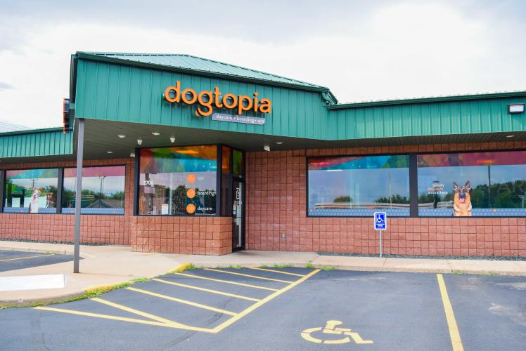 Dogtopia Front