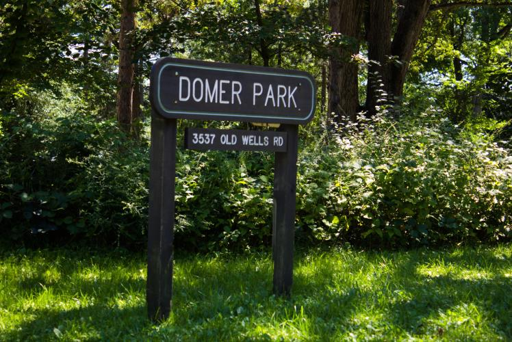 Domer Park in Eau Claire, Wisconsin