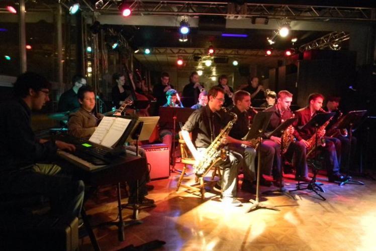 EC Jazz Show