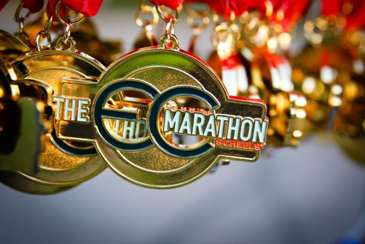 Eau Claire Marathon in Eau Claire, Wisconsin
