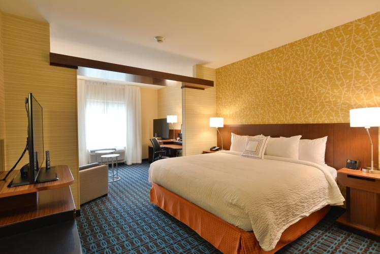 Fairfield Inn & Suites by Marriott King Suite