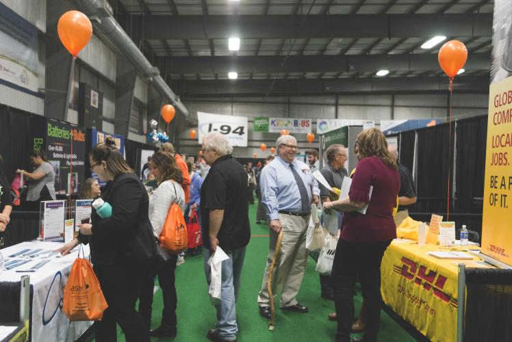 Eau Claire Area Chamber of Commerce - EXPO 2017
