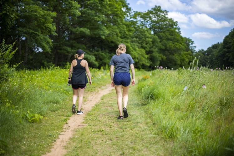 Boyd Park Hiking