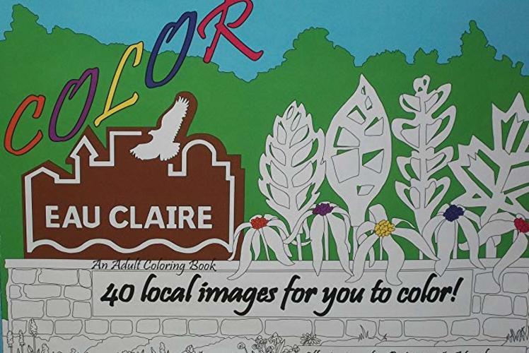 Expressive Domain, Eau Claire, WI at Artisan Forge Studios Eau Claire Colorbook