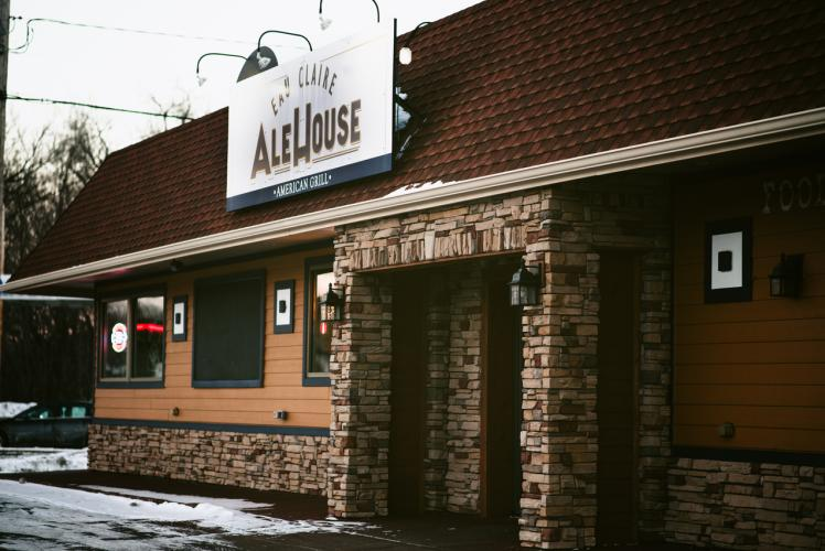 The Eau Claire Ale House in Eau Claire, Wisconsin
