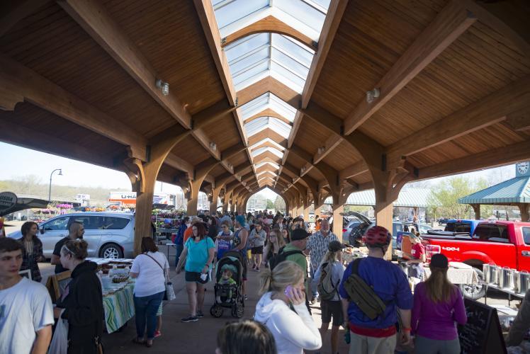 Downtown Eau Claire Inc. Farmer's Market