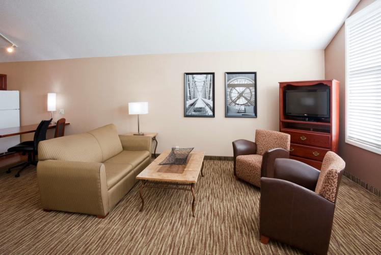 GrandStay Residential Suites Hotel Executive Two Bed Studio Room