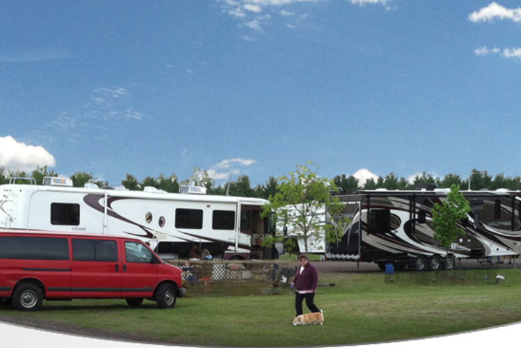 Eau Claire County Expo Center Camping