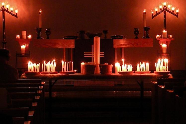 First Presbyterian Candles