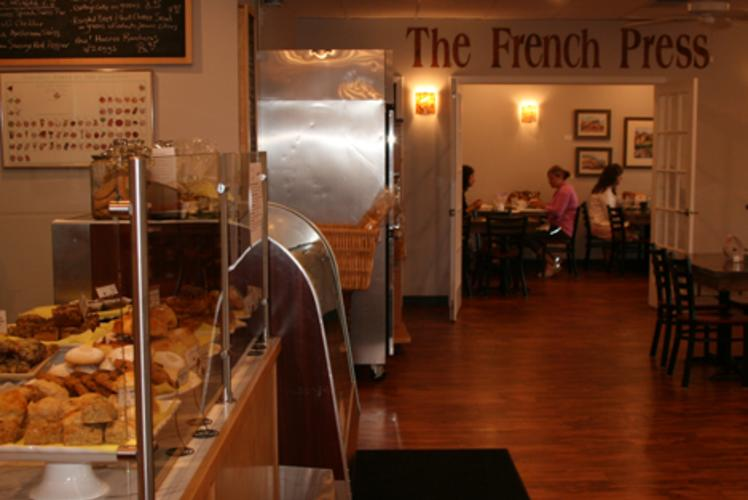 The French Press in Eau Claire, Wisconsin