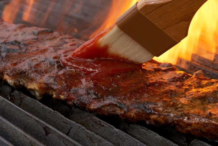 Grizzly's Wood Fired Grill & Bar - Baby Back Ribs