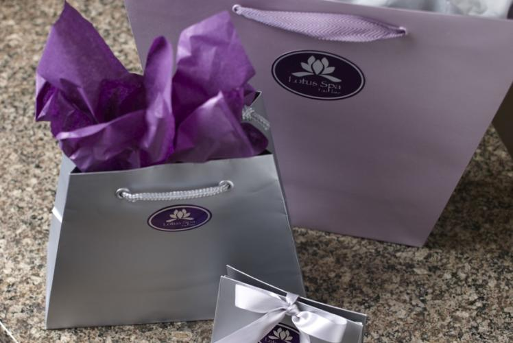 Lotus Spa gifts and gift certificates in Eau Claire, WI