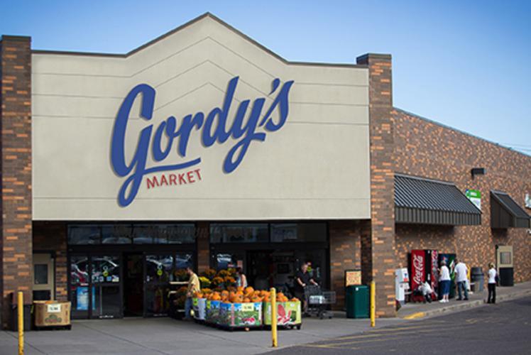 Gordy's Market Exterior