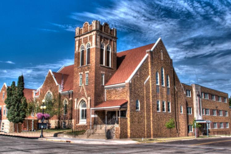 Grace Lutheran Church In Eau Claire, Wisconsin