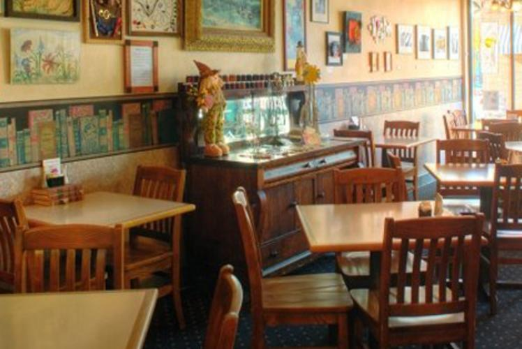 Grand Avenue Cafe In Eau Claire, Wisconsin