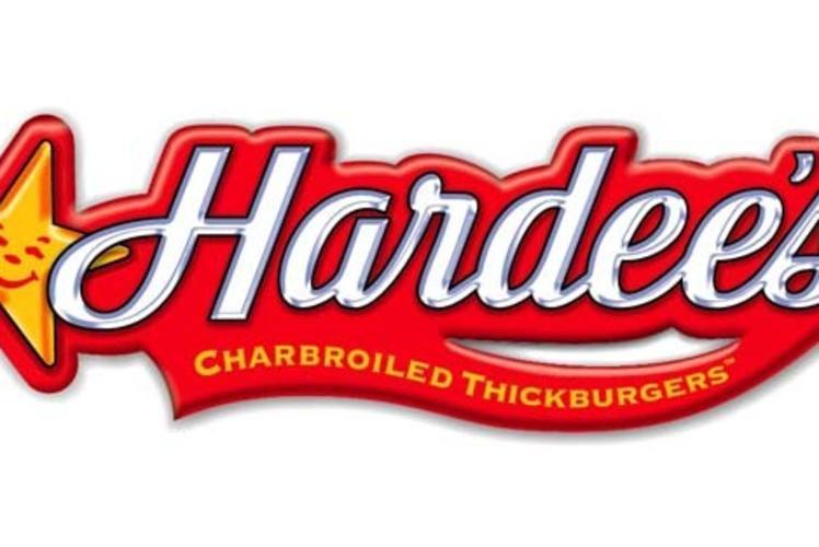 Hardee's fast food in Bloomer, WI