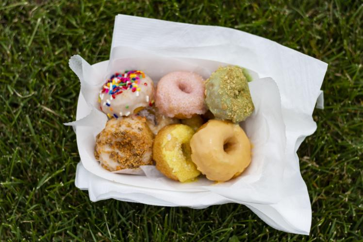 Holy Donuts in Eau Claire, WI