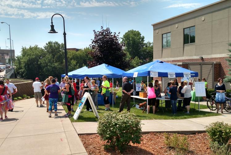 Eau Claire Area Chamber of Commerce Event