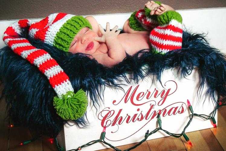 Brittany Lucille Photography - Newborn Photography/Holiday Photos
