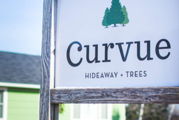 Curvue Hideaway & Trees Retreat Center in Eau Claire, Wisconsin
