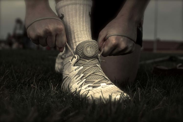 Jacob Taylor Photography - Cleat Close Up