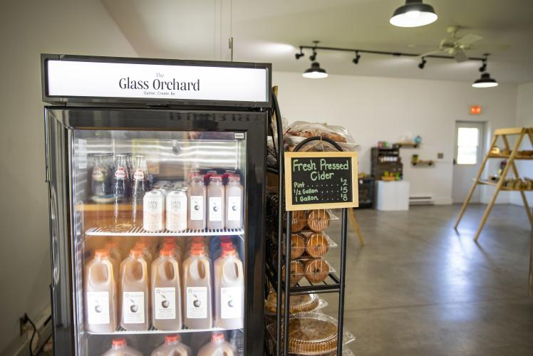 The Glass Orchard Interior